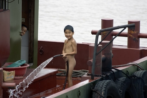 Yangtze Naked Boy