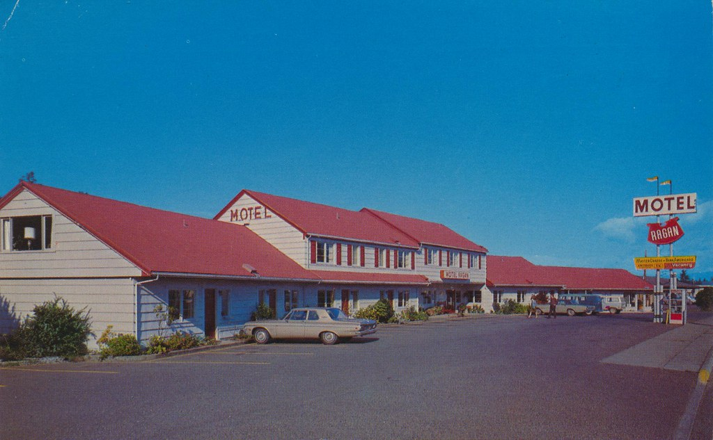 Motel Ragan - Florence, Oregon