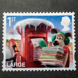 Large Letter Stamp Cost