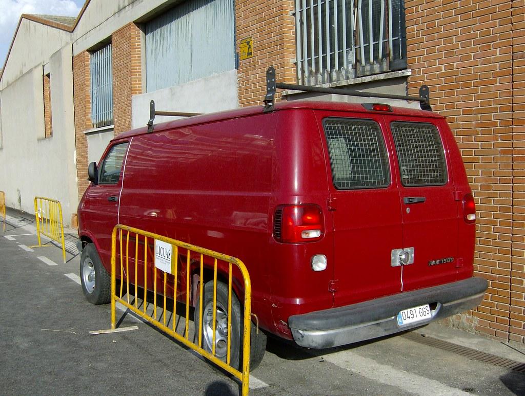 2002 Dodge Ram 1500 Van | FiatTipoElite | Flickr