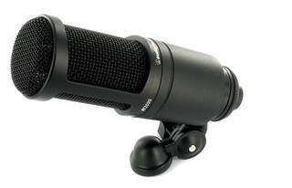 Audio Technica's entry level mic | by topgold