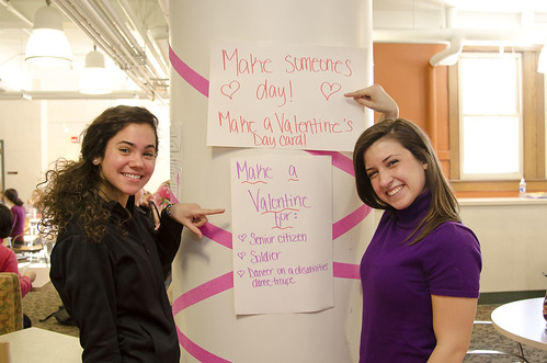 Share the Love – Nazareth College, Rochester, NY | by NazarethCollege