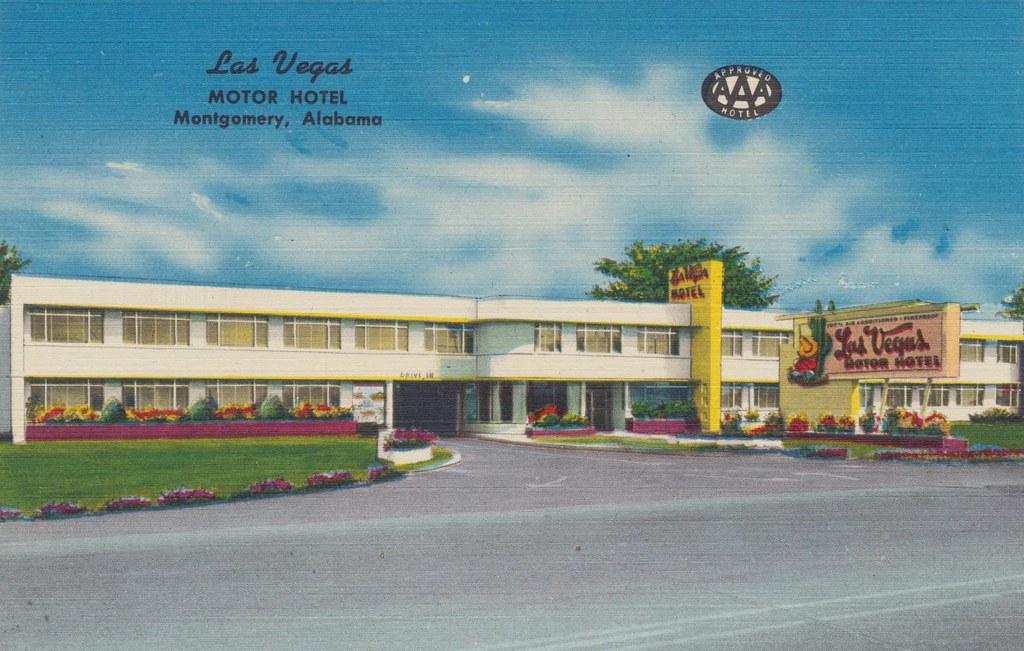 Las Vegas Motor Hotel - Montgomery, Alabama