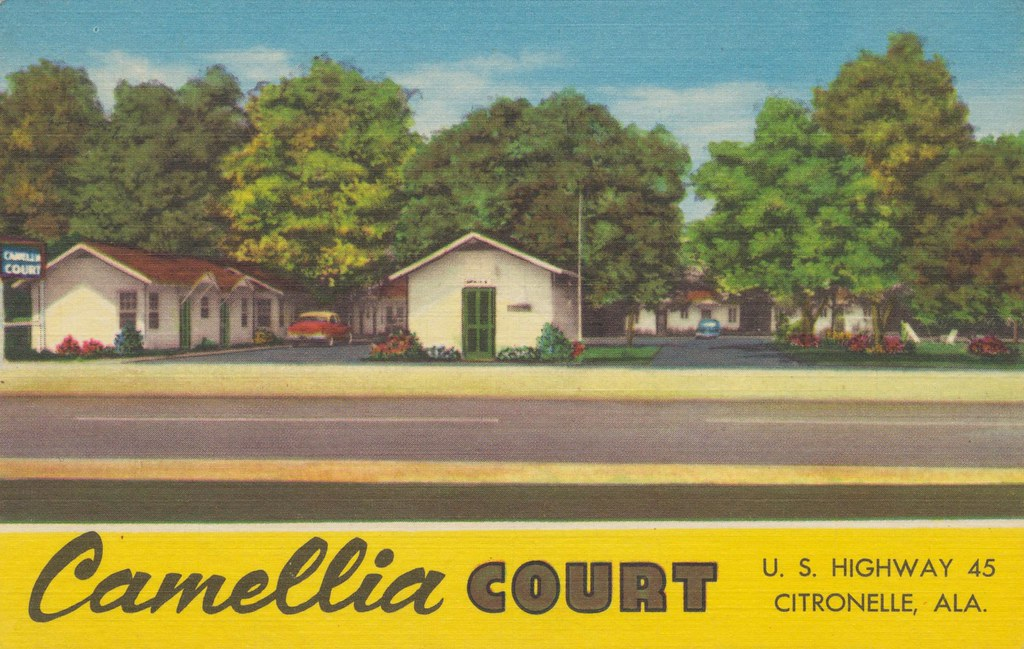 Camellia Court - Citronelle, Alabama