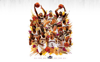 2010-2011 wallpaper | by Cavs History