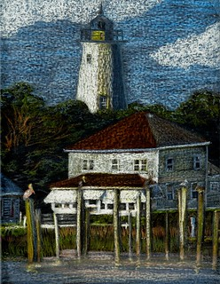 Ocracoke Lighthouse | by traqair57
