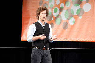 Blake Mycoskie at SXSW 2011 | by eschipul
