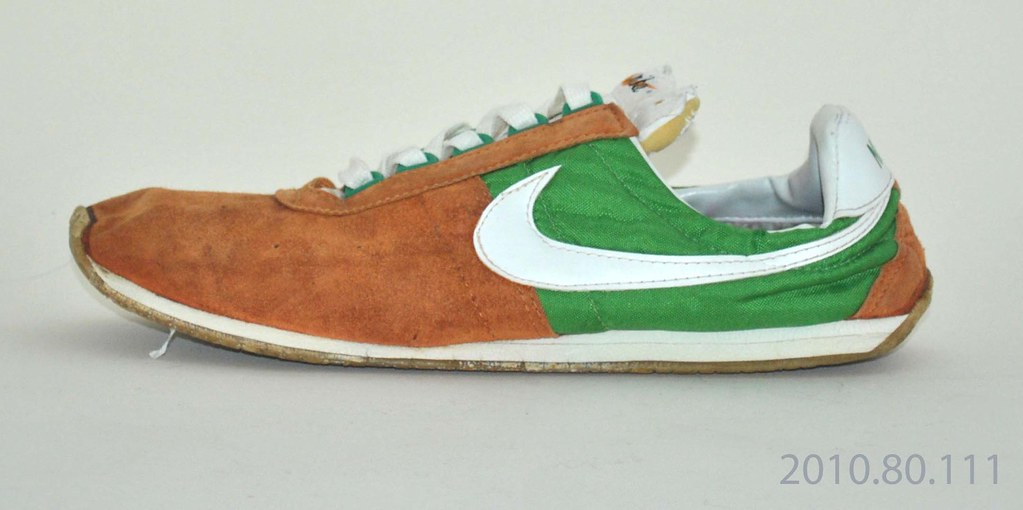 pretty nice 89a60 f7dec ... Nike The Sting trainer   by Northampton Museums