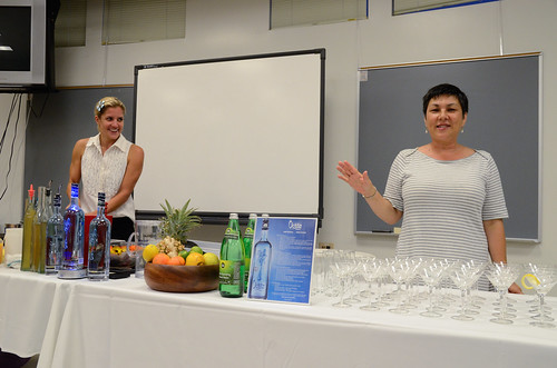 Melissa Panzarini and Dania Katz | by Slow Food Maui