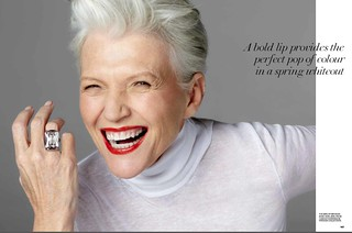 Fashion magazine | by Maye Musk