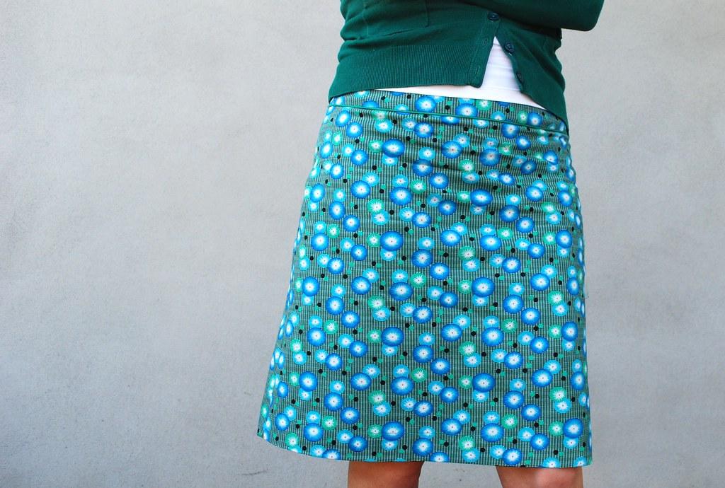 rok maken patroon