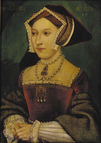 Jane Seymour Queen Of England Copy Of Holbein Original