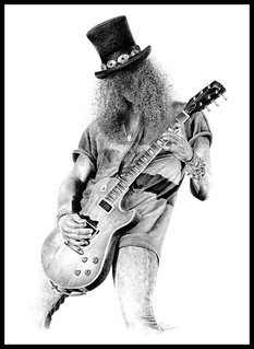 Slash in Pencil | by Paul-M-W