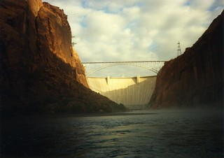 [ARIZONA-A-0032] Glen Canyon Dam | by waterarchives