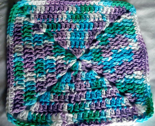 Crocheted Dishcloth #3 | by bcritters