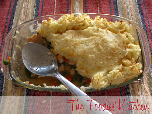 Chicken Shepherd's Pie | by twofoodies