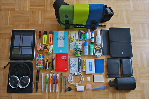 What's in my bag May 1st, 2011 | by Do8y