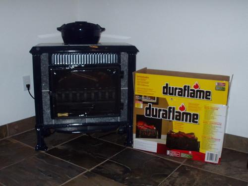 duraflame 20 electric fireplace insert log set dfi020ar