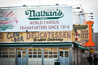 Coney Island - nathan's | by Pauldc