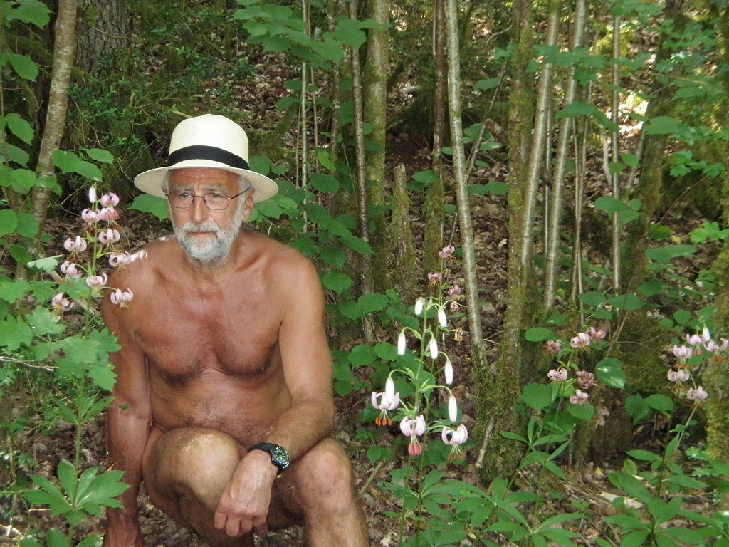 Naturist old men