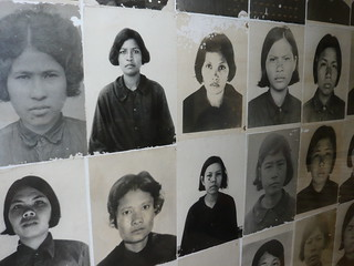Women Victims of Khmer Rouge | by George Olcott