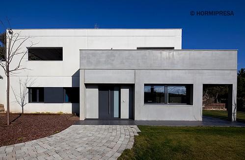 Casa hds pel hormipresa casa prefabricada de formig - Hormipresa casas prefabricadas ...