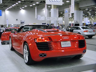 R8 V8 Spyder | by Bleasdell Photography