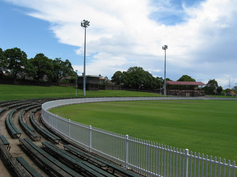 Current home of Wests Cricket Club