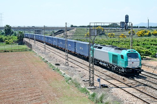 335.012 de E.C.R. con teco Unit 45 por Silla 5-05-2011 | by angel4000