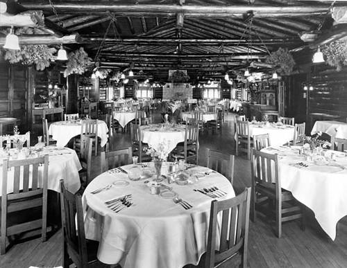 El Tovar Dining Room Menu