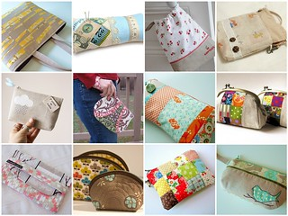 Pretty Little Pouch Swap Inspiration | by FashionedbyMeg