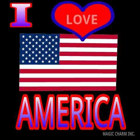 i love america message and wallpapers by mc9grafix