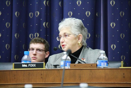 Foxx discusses government waste at Committee hearing | by Rep. Virginia Foxx