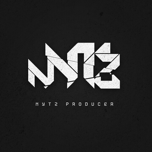 Nytz dubstep logo logo branding for dubstep producer nyt nytz dubstep logo by stvgms thecheapjerseys Choice Image
