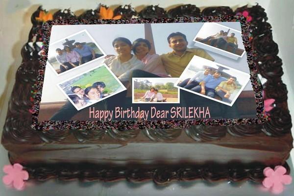 Daughter Collagecake For Daughtercake 18 Years Girlbest Cake