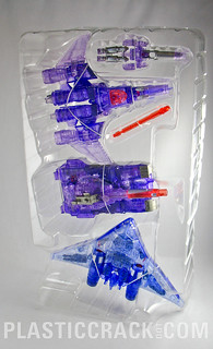E-Hobby TF United Cyclonus, Galvatron, and Scourge Decepticon Set | by naladahc