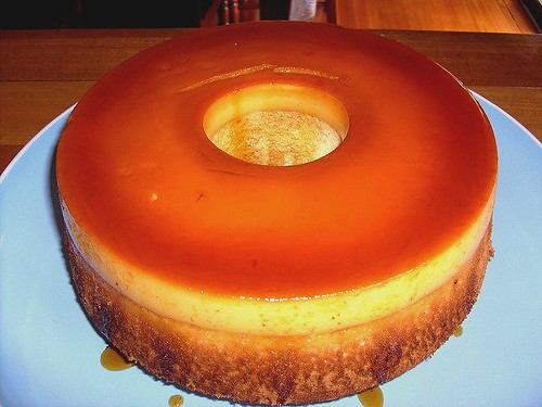 leche flan cake creme caramel on top and a light sponge on flickr. Black Bedroom Furniture Sets. Home Design Ideas
