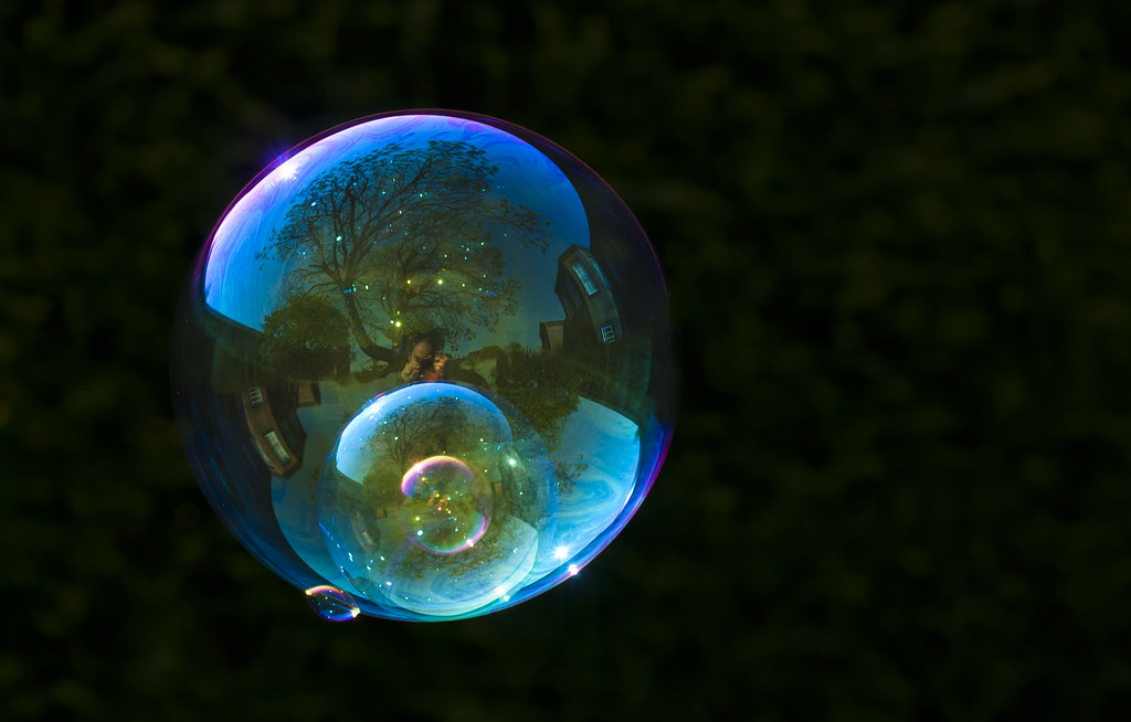 Image result for bubble inside a bubble