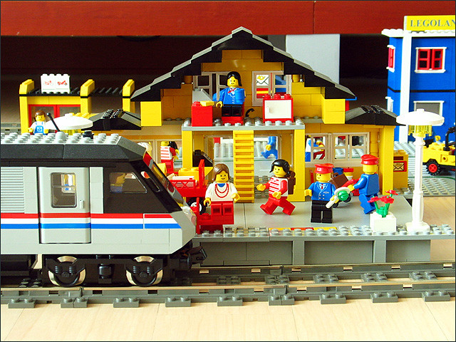 lego classic town sets | lpool1983 | Flickr