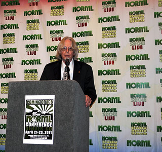 NORML Founder Keith Stroup | by Natl NORML