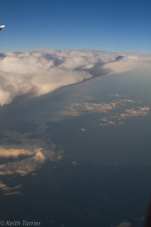 35,000 foot high cloud. | by Keith Tarrier