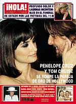 Penélope Cruz | by Revista ¡HOLA!