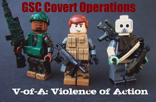 Covert Operations | by Griffin!