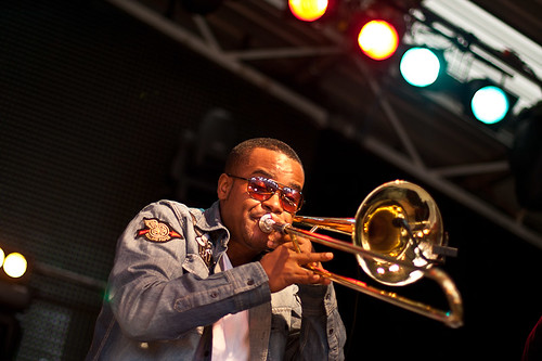 Meredith Music Festival 2010 - Hypnotic Brass Ensemble | by Aunty Meredith