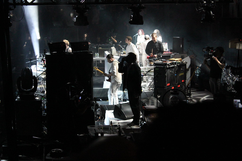... LCD Soundsystem   Madison Square Garden   Last Show | By Veropie