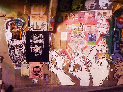 Post Alley - Seattle,WA | by SKAM sticker