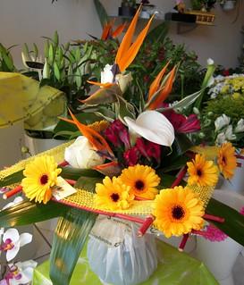 La boutique de fleurs Amaryllis Fleurs