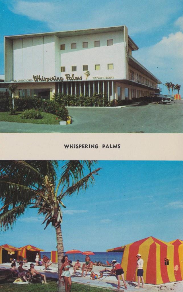 Ocean Palms Motel Miami Beach