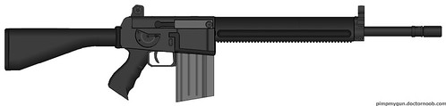 AR-18 Bravo | by Walkableink The Scurby Dog