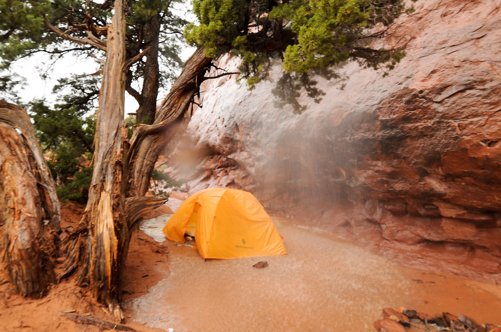 ... Flash Flood Waterfall Where Not To Pitch A Tent | by David M Hogan & Flash Flood Waterfall: Where Not To Pitch A Tent | We pitcheu2026 | Flickr